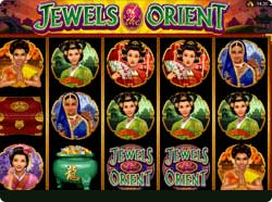 Lucky Nugget Jewels Orient